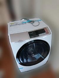 西東京市にて 日立 ドラム式洗濯機 BD-SV110B を出張買取しました