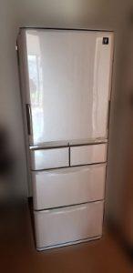 冷蔵庫 シャープ SJ-PW38W
