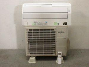 FUJITSU 富士通ゼネラル AS-R22F-W/AO-R22F ルームエアコン