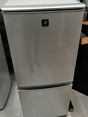 冷蔵庫 シャープ SJ-PD14W
