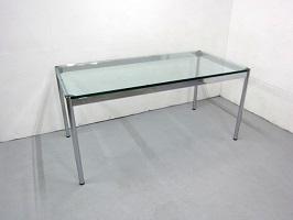 世田谷区にて ハラー テーブル ガラス天板 を出張買取しました