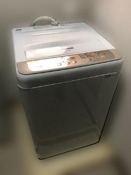 西東京市にて パナソニック 洗濯機 NA-F60B を出張買取しました