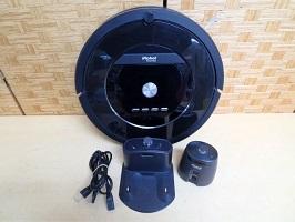 小金井市にて iRobot ルンバ ロボット掃除機 885 を出張買取しました