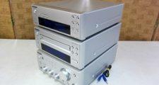 オンキョー コンポ AMFMチューナー T-405FX CDデッキ C-705FX アンプ A-905
