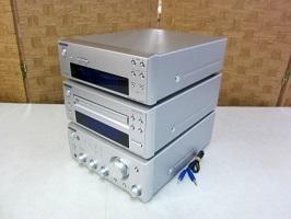世田谷区にて オンキョー コンポ CDデッキ C-705FX A-905 を出張買取しました