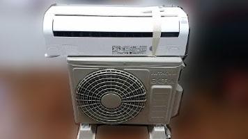 小金井市にて 日立 エアコン RAS-A22F を出張買取しました