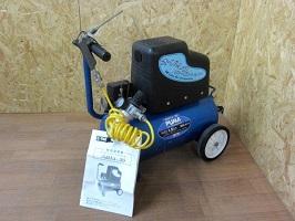 相模原市にて 藤原産業 エアーコンプレッサー AM15-25 を店頭買取しました