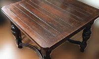 ロイズ アンティークス エクステンション ダイニングテーブル