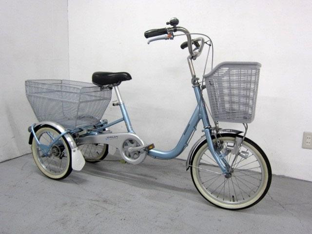 町田市にて ブリヂストン ワゴン 三輪自転車 BW10 を出張買取しました