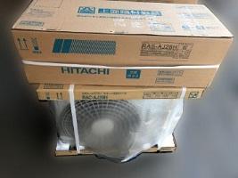 鶴見区にて 日立 エアコン RAS-AJ28H を店頭買取しました