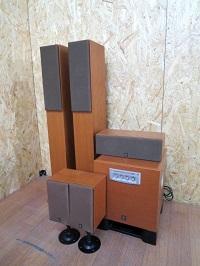 厚木市にて ヤマハ スピーカー NS-10MMT NS-C10MMT YST-SW215 を出張買取致しました
