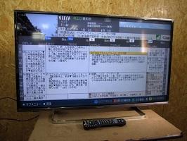 大和市にて パナソニック 液晶テレビ TH-40AX700 を出張買取しました