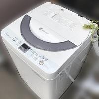 世田谷区にて シャープ 洗濯機 ES-GE55N を出張買取しました