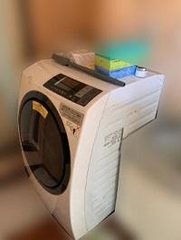 府中市にて 日立 ドラム式洗濯乾燥機 BD-SG100BL を出張買取しました
