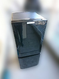 昭島市にて 三菱 冷凍冷蔵庫 MR-P15C-B を出張買取しました