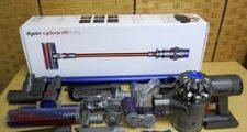 ダイソン ハンディ コードレスクリーナー サイクロン掃除機 DC61