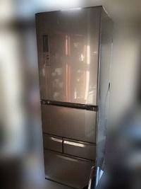 昭島市にて 東芝 冷蔵庫 GR-E43G を出張買取しました