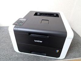 世田谷区にて ブラザー プリンター HL-3170CDW HL-31C を出張買取しました