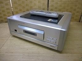 板橋区にて ビクター S-VHS ビデオデッキ HR-20000 を出張買取しました