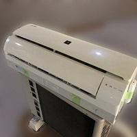 台東区にて エアコン シャープ AY-E22SD を出張買取しました