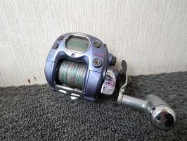 町田市にて リョービ SS500AT-S 電動リール を店頭買取しました
