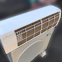 海老名市にて ダイキン エアコン F25TTES を出張買取しました