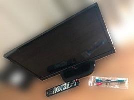 町田市にて LG 液晶テレビ 22LN4600 を出張買取しました