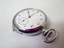 横浜市保土ヶ谷区にて REPEATER 懐中時計 を出張買取しました