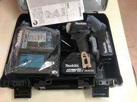相模原市にて マキタ インパクトドライバー TD171DRGX を店頭買取しました