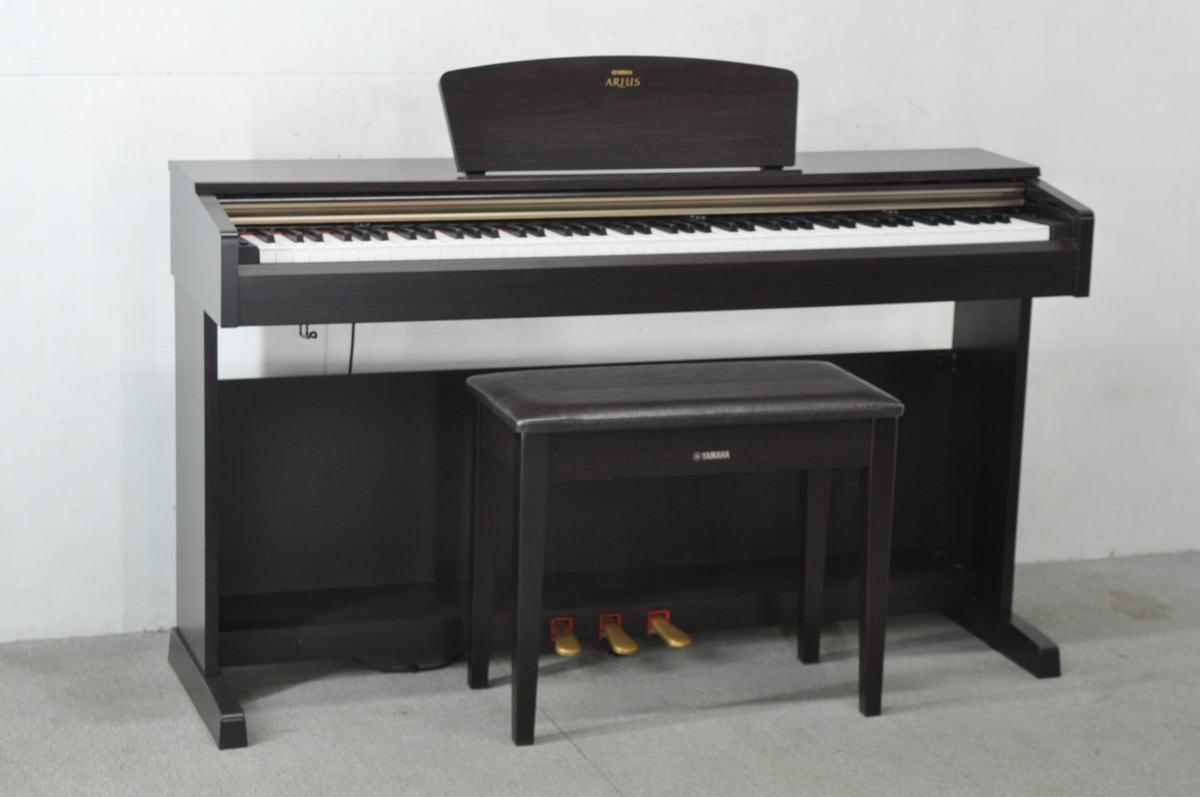 茅ヶ崎市にて YAMAHA ヤマハ 電子ピアノ アリウス YDP-161 88鍵を出張買取しました