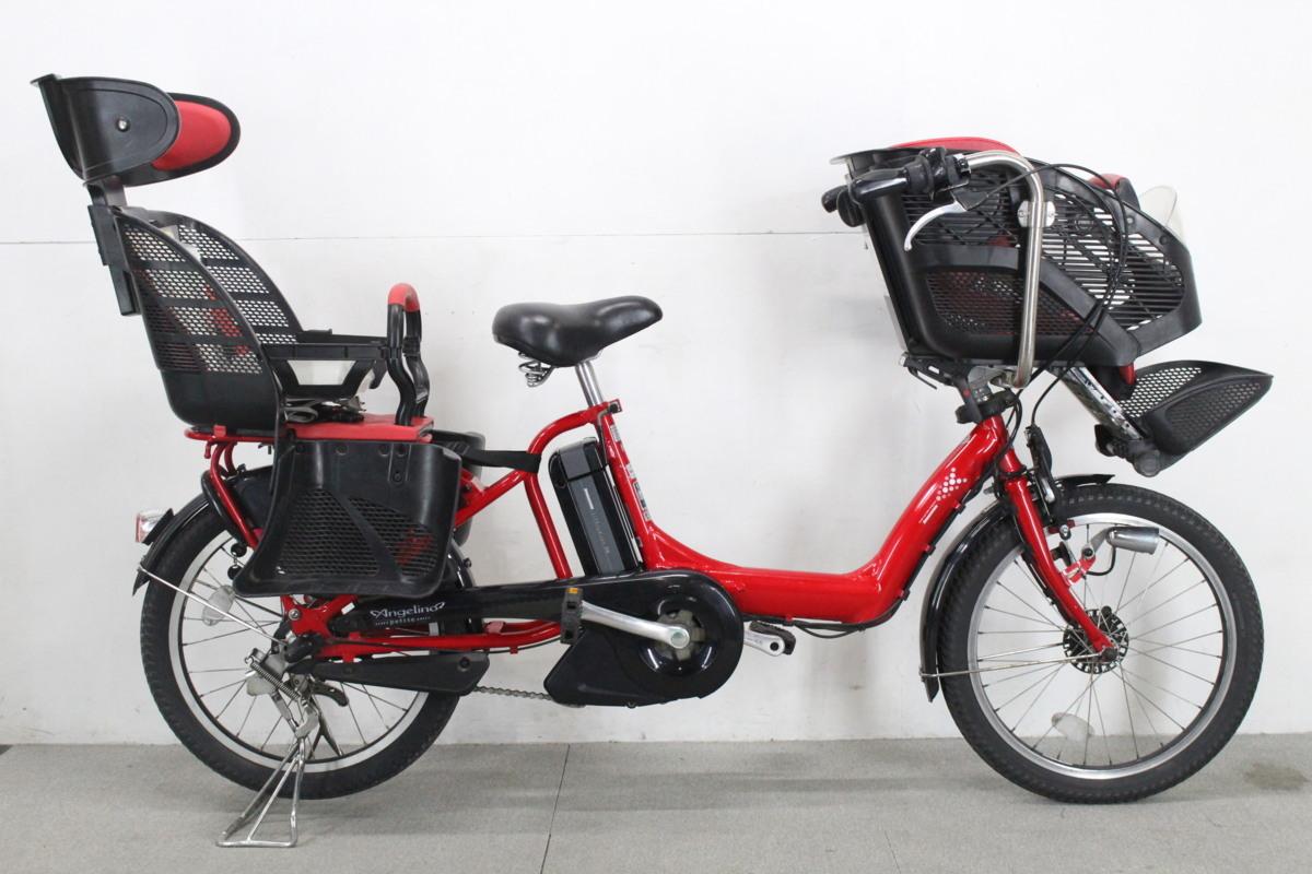 藤沢市にてBRIDGESTONE アンジェリーノ プティット 電動アシスト自転車を出張買取しました