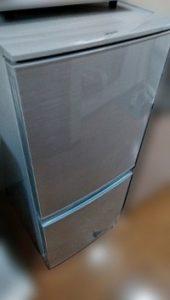冷蔵庫 シャープ SJ-D14AS