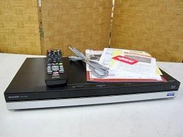 八王子市にて シャープ ブルーレイレコーダー BD-UT2100 を店頭買取しました
