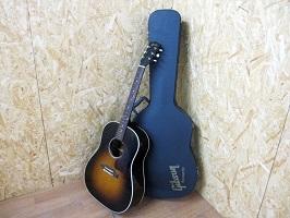 小平市にて ギブソン アコースティックギター J-45 を店頭買取しました