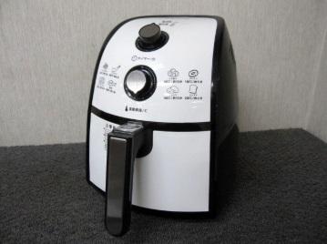 多摩市にて カラーラ ノンフライヤー TXG-DS14-1 を出張買取しました