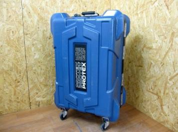 八王子市にて PROTEX ハードキャリーケース CR-7000 を店頭買取しました