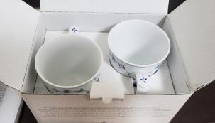 八王子市にて ロイヤルコペンハーゲン 240周年記念 マグカップを出張買取しました