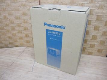 世田谷区にて パナソニック カーナビ CN-RE05D を店頭買取しました