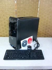 八王子市にて DELL デスクトップPC XPS 8700 を店頭買取しました