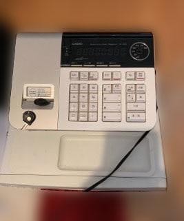 八王子市にて カシオ 電子レジスター SE-S20 を出張買取しました