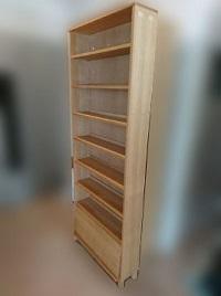 杉並区にて 無印良品 木製収納棚 本棚 を出張買取しました
