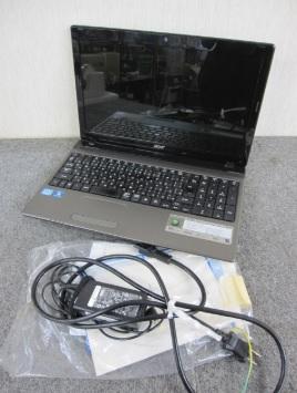 八王子市にて エイサー ノートPC AS-5750-N52C/K を店頭買取しました