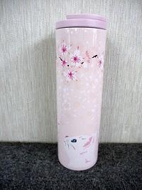 スターバックス 台湾限定 paul&joe 猫 桜 タンブラー