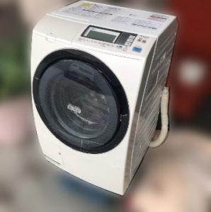 日立 ドラム式洗濯機 BD-S7400L