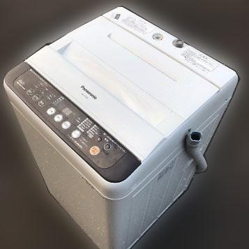 世田谷区にて パナソニック 全自動洗濯機 NA-F60PB8 を出張買取しました