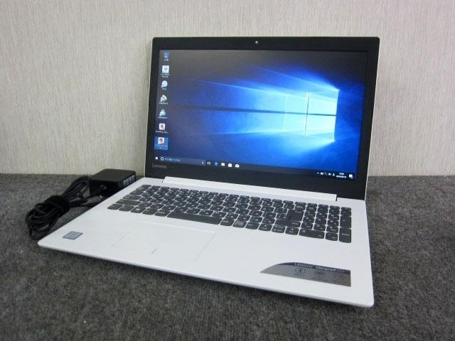 世田谷区にて レノボ ノートPC ideapad 320-15IKB を出張買取しました