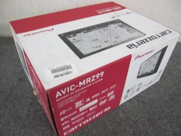 八王子市にて カロッツェリア カーナビ AVIC-MRZ99 を出張買取しました