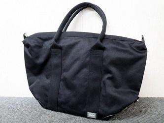 吉田かばん ポーターガール トートバッグ 黒