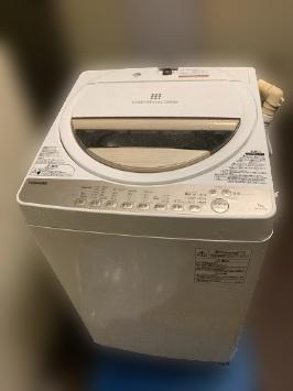 多摩市にて 東芝 全自動洗濯機 NW-7G3(W) を出張買取しました