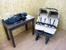 世田谷区にて エアバギー ココ ダブル 双子 ベビーカー を店頭買取しました